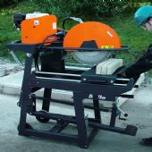 450mm Masonry Bench Saw - Petrol (For Hire)